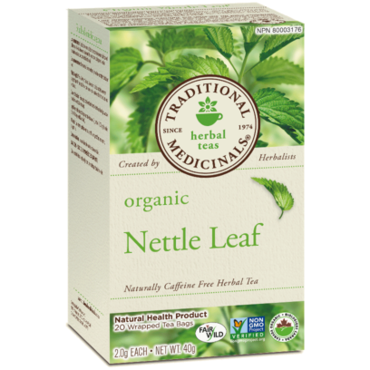 Buy Traditional Medicinals Organic Nettle Leaf Tea at Pure Feast