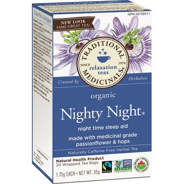 Buy Traditional Medicinals Organic Nighty Night Tea at Pure Feast