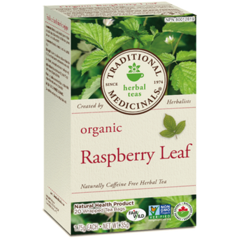 Buy Traditional Medicinals Organic Raspberry Leaf Tea at Pure Feast