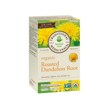 Buy Traditional Medicinals Organic Roasted Dandelion Root at Pure Feast