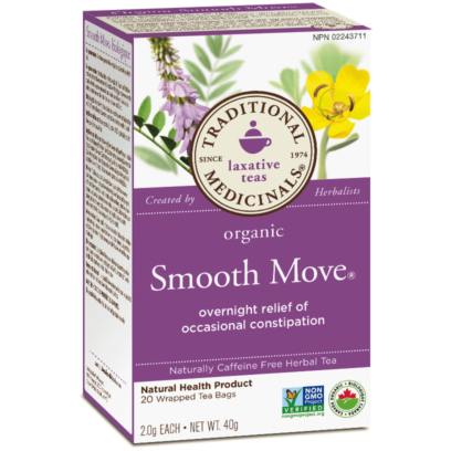 Buy Traditional Medicinals Organic Smooth Move Tea at Pure Feast