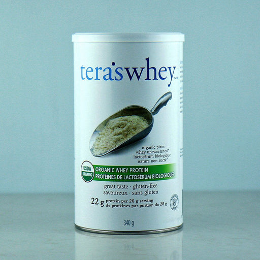 Tera's Whey Organic Grass Fed Protein - Plain