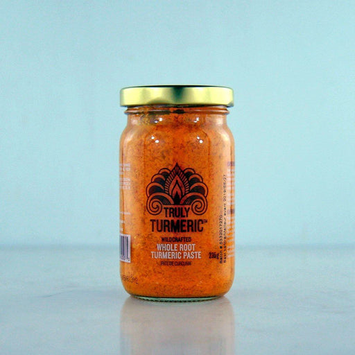 Truly Turmeric Wildcrafted Whole Root Turmeric Paste at Pure Feast