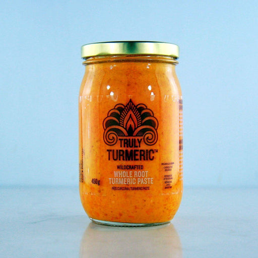 Buy Truly Turmeric Wildcrafted Whole Root Turmeric Paste, Regular at Pure Feast