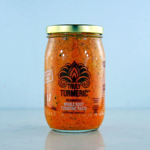 Buy Truly Turmeric Wildcrafted Whole Root Turmeric Paste, Black Pepper at Pure Feast