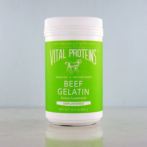Vital Proteins Grass-Fed Beef Gelatin Collagen Protein at Pure Feast