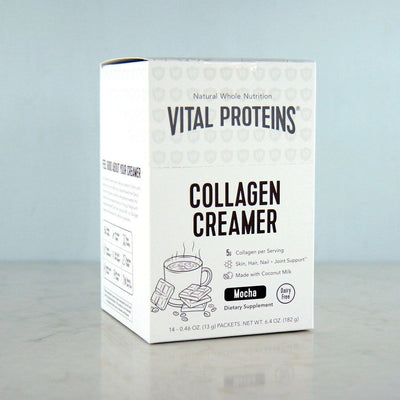 Vital Proteins Mocha Creamer Stick Pack at Pure Feast