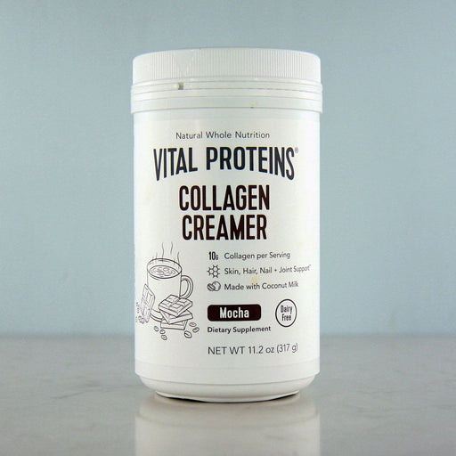 Vital Proteins Mocha Creamer at Pure Feast