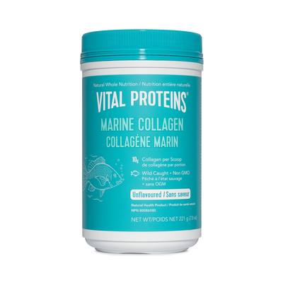 Buy Vital Proteins Wild-Caught Marine Collagen, 7.8oz at Pure Feast