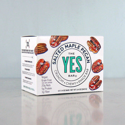 Buy The YES Bar Vegan Salted Maple Pecan in Canada at Pure Feast