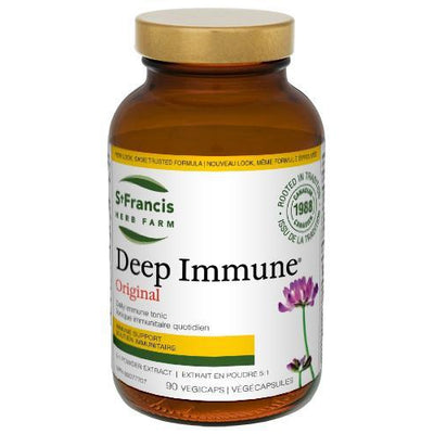 Buy St. Francis Herb Farm Deep Immune at Pure Feast