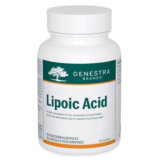 Buy Genestra Lipoic Acid at Pure Feast