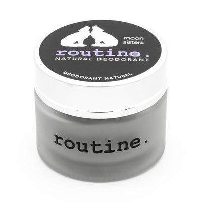 Buy Routine Cream Natural Deodorant Moon Sisters at Pure Feast