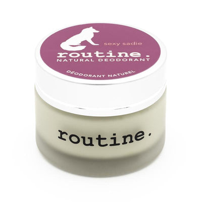 Buy Routine Cream Natural Deodorant Sexy Sadie at Pure Feast