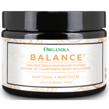 Buy Organika Organic Reishi Mushroom Powder - Balance at Pure Feast