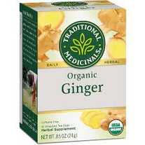 Buy Traditional Medicinals Organic Ginger Tea at Pure Feast