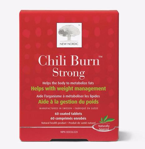 Buy New Nordic Chili Burn Strong at Pure Feast