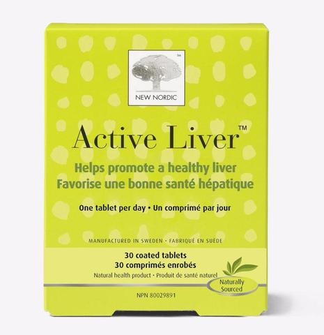 Buy New Nordic Active Liver at Pure Feast