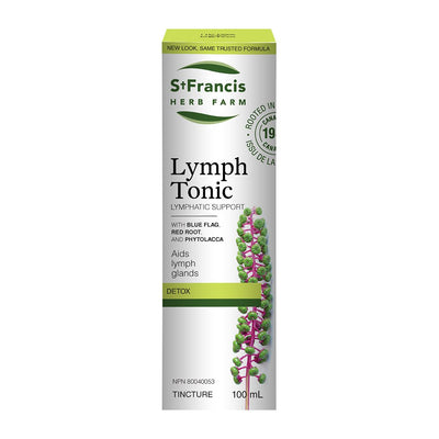 Buy St. Francis Herb Farm Lymph Tonic at Pure Feast