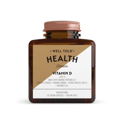 Buy Well Told Health Vitamin D at Pure Feast