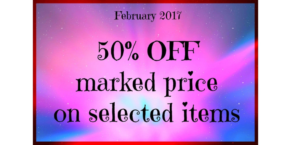 February's Special Offer
