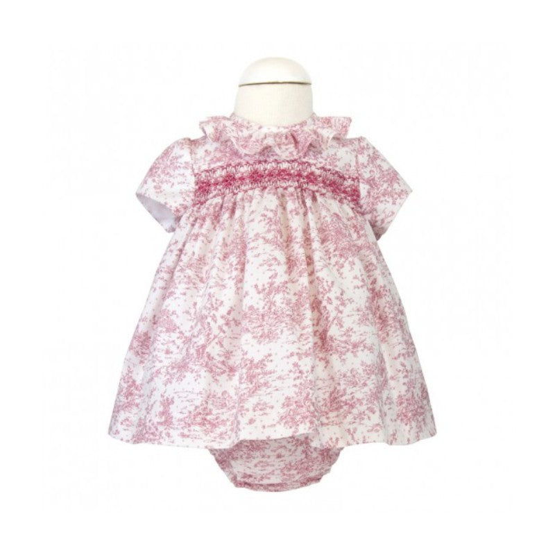 Anastasia - Doodles and Daisy Chains - Spanish Baby Clothes - Classic Baby Boutique