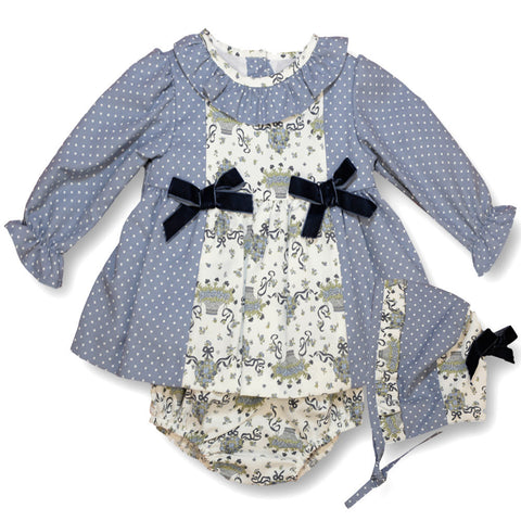 Traditional Spanish Baby Girls Fashion – Doodles and Daisy