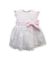 Mae Big Sis - Doodles and Daisy Chains - Spanish Baby Clothes - Classic Baby Boutique
