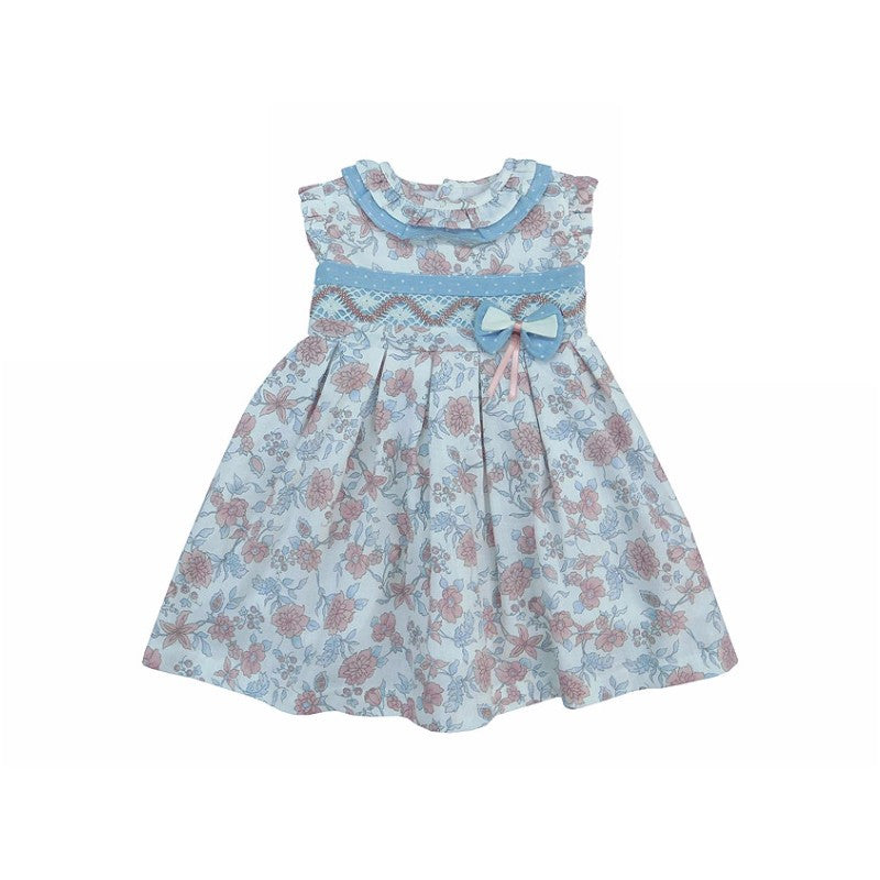 Olivia Spanish Baby Girls Dress - Doodles and Daisy Chains - Spanish Baby  Clothes - Classic 4f4b6a560418