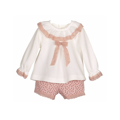 Pia - Doodles and Daisy Chains - Spanish Baby Clothes - Classic Baby Boutique