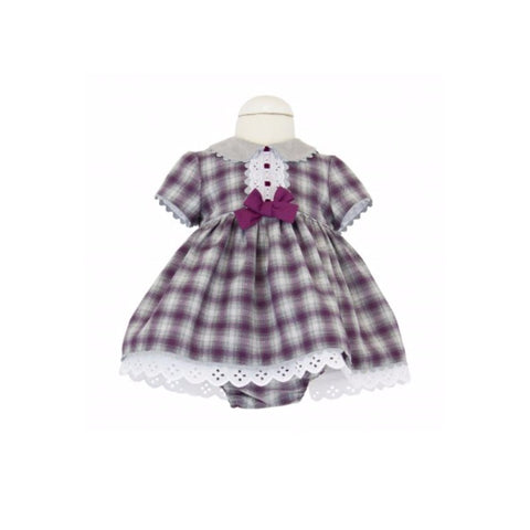Dina Dress - Doodles and Daisy Chains - Spanish Baby Clothes - Classic Baby Boutique