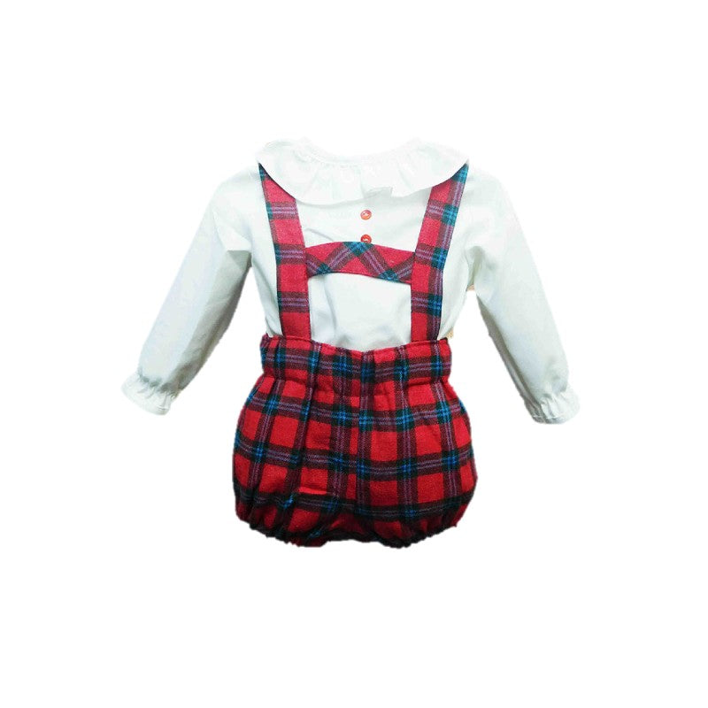 dd9223cfb Spanish Baby Rompers - Doodles   Daisy Chains - Classic Baby ...