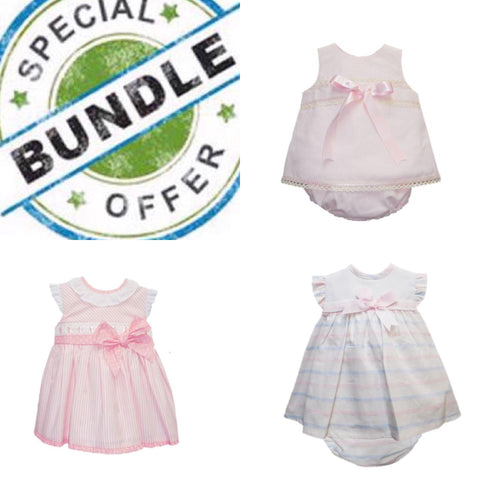 Bundle Girls 18 Months - Doodles and Daisy Chains - Spanish Baby Clothes - Classic Baby Boutique
