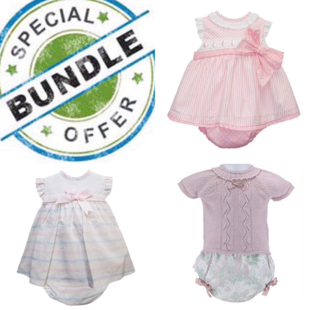 Bundle Girls 6 Months