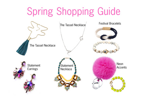 Spring Shopping Guide