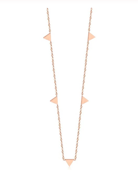 The Everyday Triangle Choker