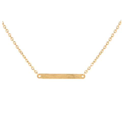 Everyday Bar Necklace