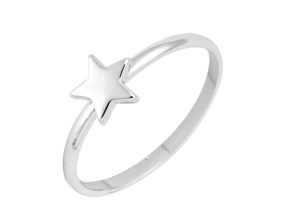 Dainty Star Ring