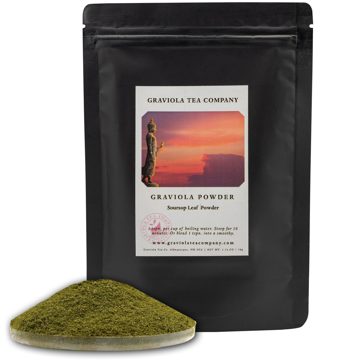 Graviola Powder - 100% soursop powder