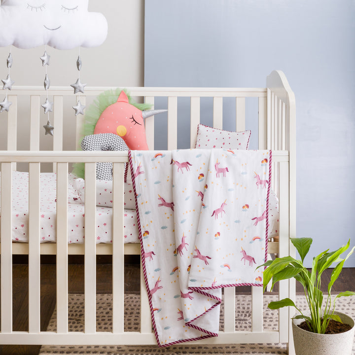 Introducing Organic Baby Bedding
