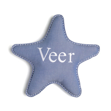 Personalised Star Pillow
