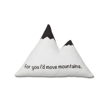 For You, I'd Move Mountains