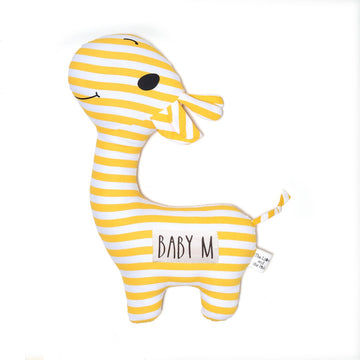 Personalised Gigi The Giraffe