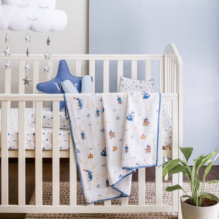 Knight In Shining Armour Bedding Set