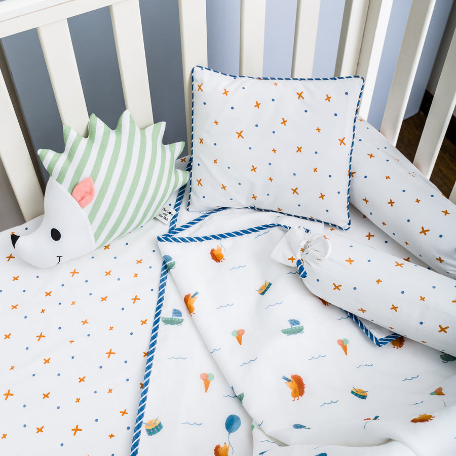 Everyday Is A New Adventure Bedding Set