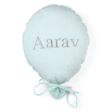 Personalised Balloon Baby Blue