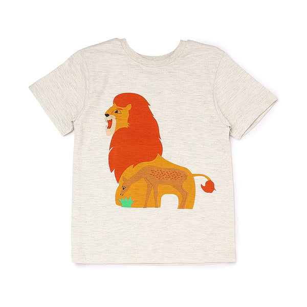 The Hungry Lion Tee