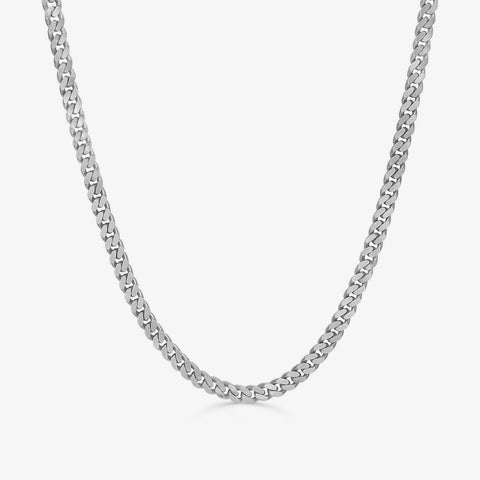 Panser Necklace Silver