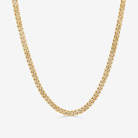 Panser Necklace Gold