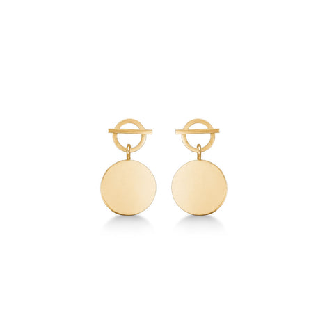 Darling Earrings Gold